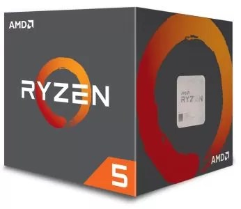 AMD Ryzen 5 1600 Processor with Wraith Spire Cooler (YD1600BBAEBOX) Review